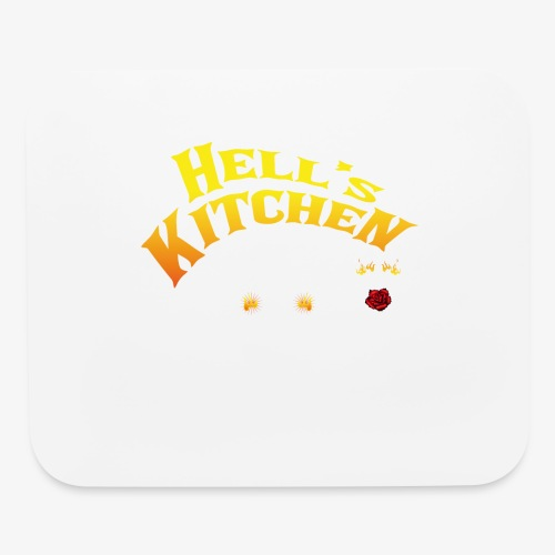 Hell's Kitchen - Mouse pad Horizontal