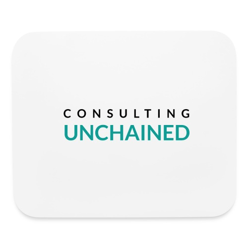 Consulting Unchained - Mouse pad Horizontal