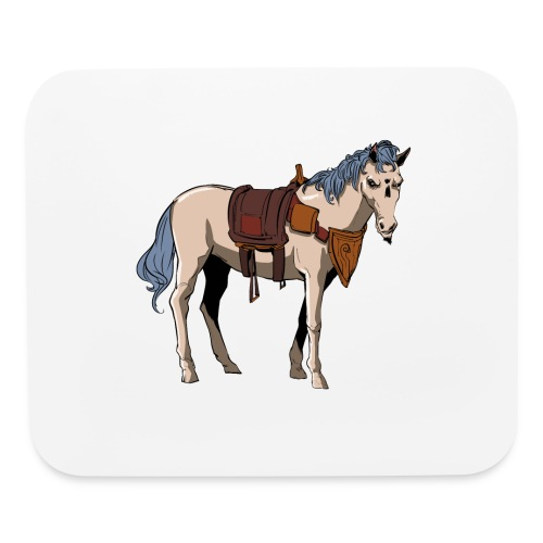 Useless the Horse png - Mouse pad Horizontal