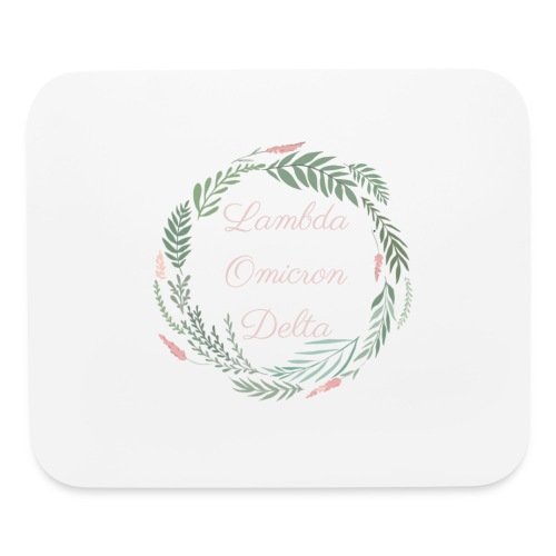 LOD Flower Wreath 1 - Mouse pad Horizontal