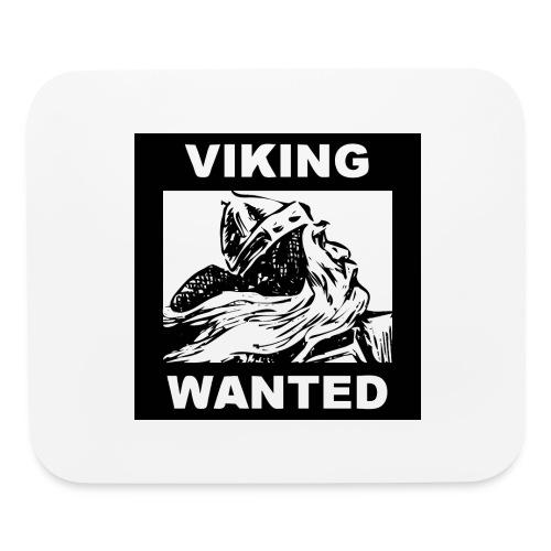 VIKING WANTED - Mouse pad Horizontal