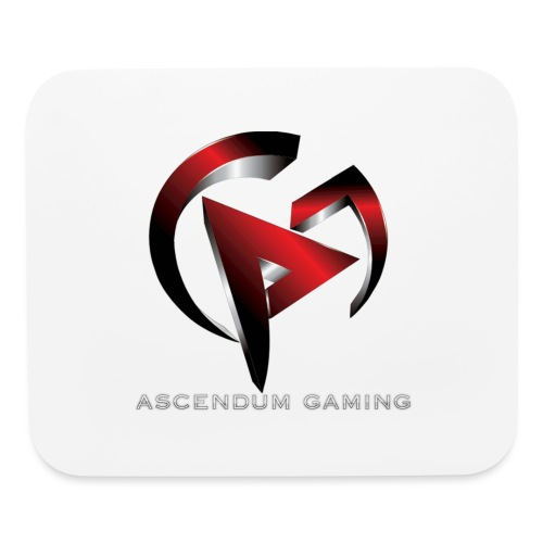 Ascendum Gaming Logo - Mouse pad Horizontal