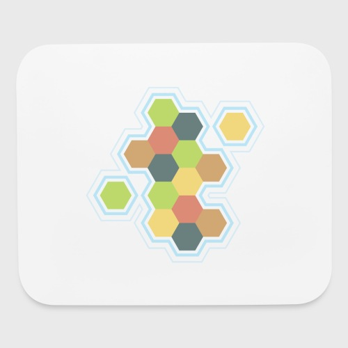 Settlers of Catan - Mouse pad Horizontal