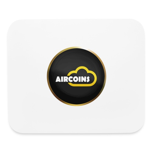 Aircoins Coin 1 - Mouse pad Horizontal