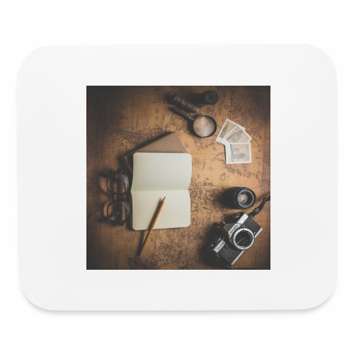 Traveller - Mouse pad Horizontal