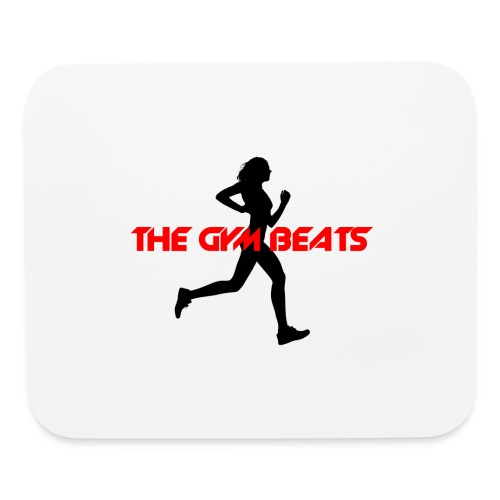 THE GYM BEATS - Music for Sports - Mouse pad Horizontal