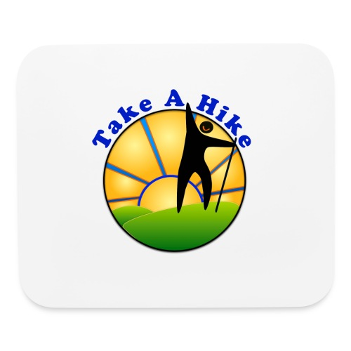 Take A Hike - Mouse pad Horizontal