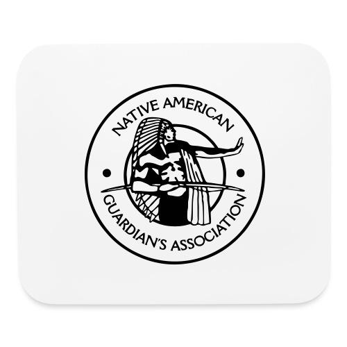 NAGA Logo - Mouse pad Horizontal