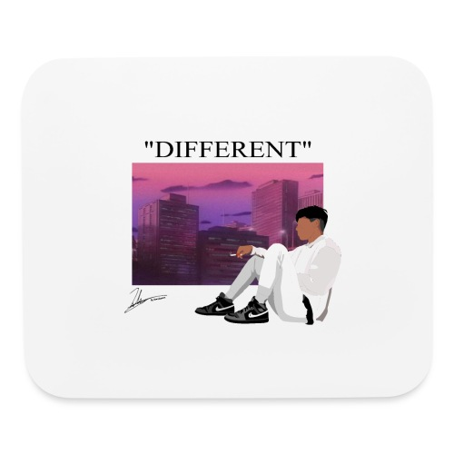 DIFFERENT - Mouse pad Horizontal