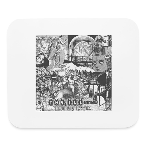 THE ILLennials - The Roaring Twenties - Mouse pad Horizontal