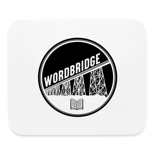 WordBridge Conference Logo - Mouse pad Horizontal