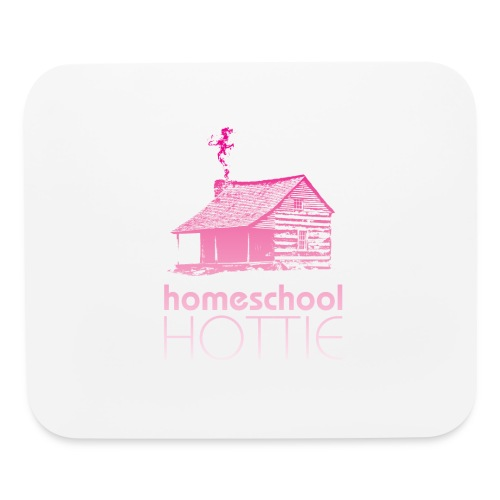 Homeschool Hottie PW - Mouse pad Horizontal