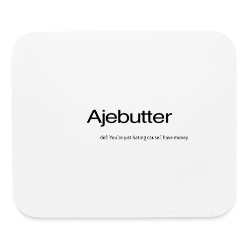 ajebutter - Mouse pad Horizontal