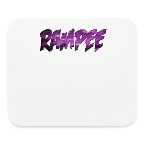 Purple Cloud Rampee - Mouse pad Horizontal