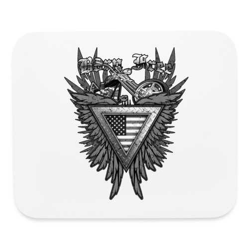 Born Free - Mouse pad Horizontal