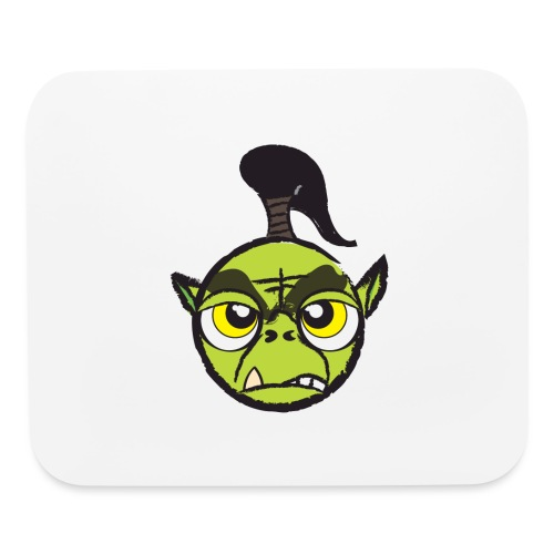 Warcraft Baby Orc - Mouse pad Horizontal