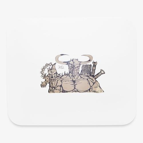 bdealers69 art - Mouse pad Horizontal