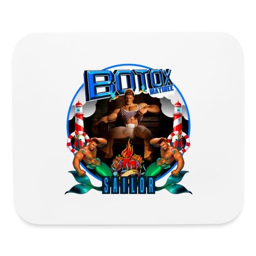 BOTOX MATINEE SAILOR T-SHIRT - Mouse pad Horizontal