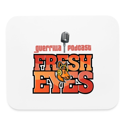 fresh eyes Merch - Mouse pad Horizontal