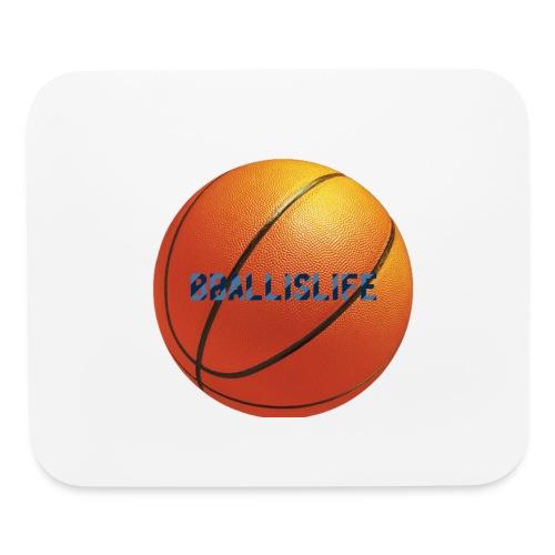 BBallislife - Mouse pad Horizontal