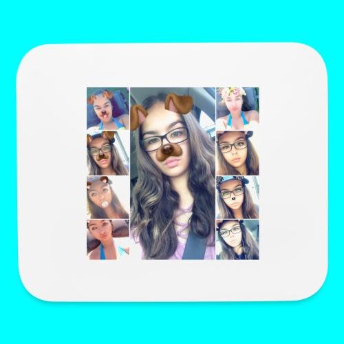 The Samantha Navio mouse pad - Mouse pad Horizontal