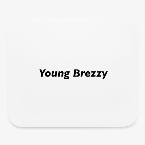 Young Brezzy 2 - Mouse pad Horizontal