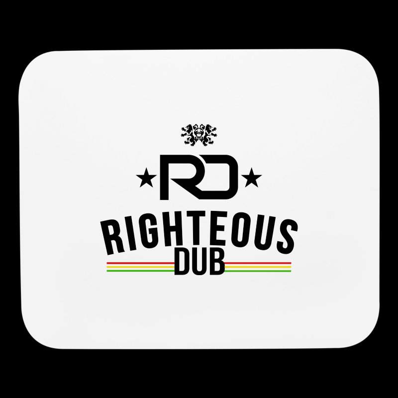 Righteous Dub Logo - Mouse pad Horizontal