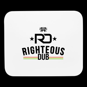 Righteous Dub Logo - Mouse pad Horizontal