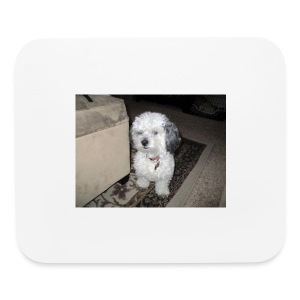 Dog - Mouse pad Horizontal
