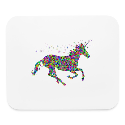 unicorn - Mouse pad Horizontal