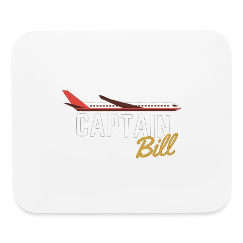 Captain Bill Avaition products - Mouse pad Horizontal