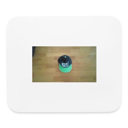 Hat boy - Mouse pad Horizontal