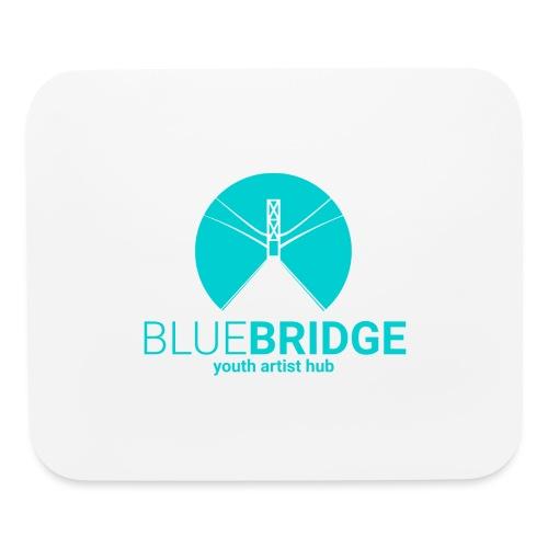 Blue Bridge - Mouse pad Horizontal
