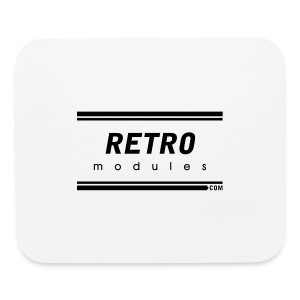 Retro Modules - Mouse pad Horizontal