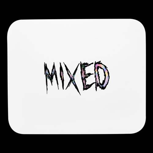 MIXED Classic Special Edition Logo - Mouse pad Horizontal