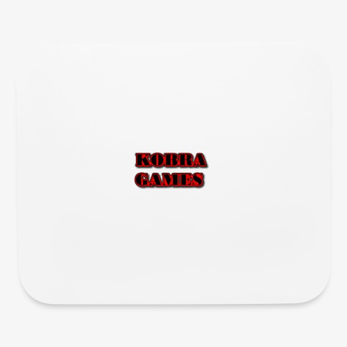 Kobra Games Accesories - Mouse pad Horizontal