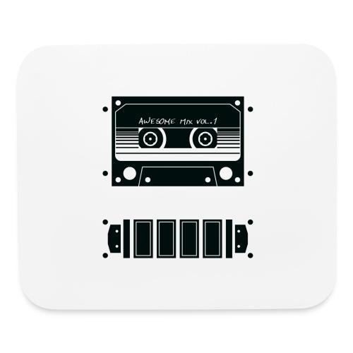 Awesome Mix - Mouse pad Horizontal