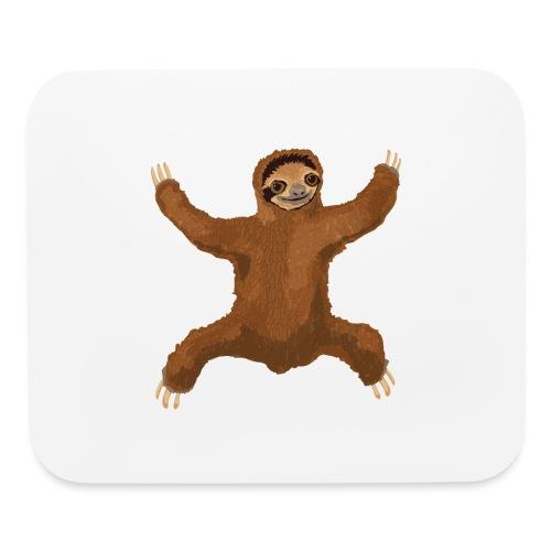 Sloth Love Hug - Mouse pad Horizontal