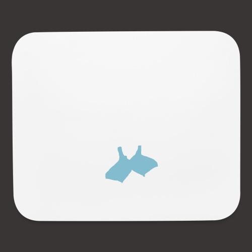 Boobies_Logo_png - Mouse pad Horizontal