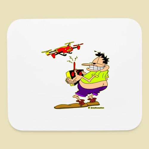 GrisDismation Ongher Droning Out Tshirt - Mouse pad Horizontal