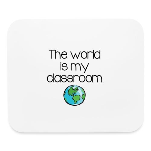 World Classroom - Mouse pad Horizontal