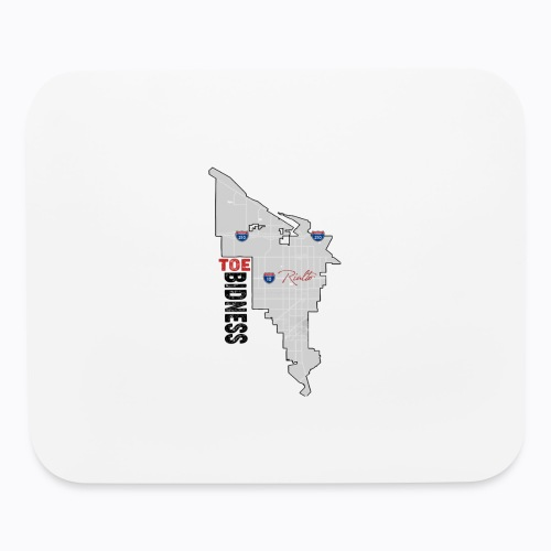 Toe Bidness - Mouse pad Horizontal