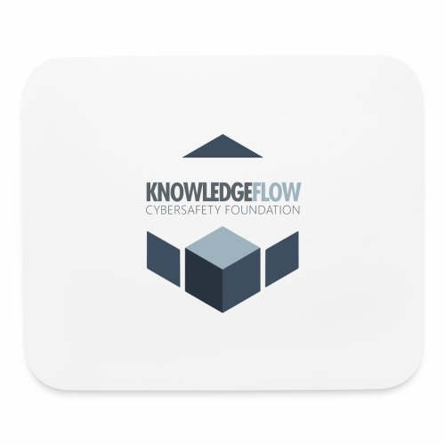 KnowledgeFlow Cybersafety Foundation - Mouse pad Horizontal