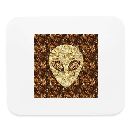 Golden Atrix - Mouse pad Horizontal