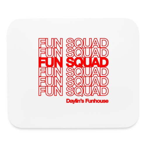 Fun Squad - Mouse pad Horizontal