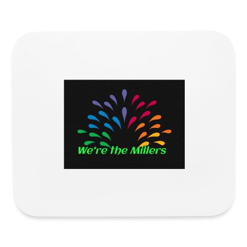 We're the Millers logo 1 - Mouse pad Horizontal