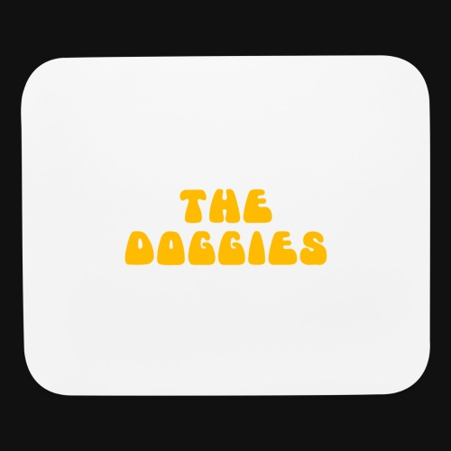 THE DOGGIES - Mouse pad Horizontal