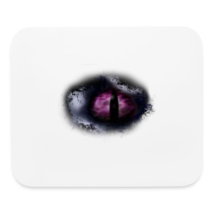 Dragon Eye - Mouse pad Horizontal