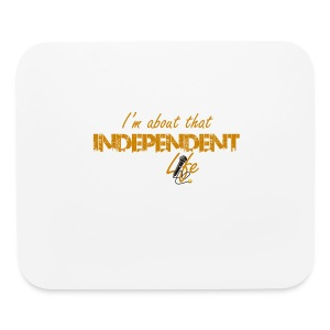 The Independent Life Gear - Mouse pad Horizontal
