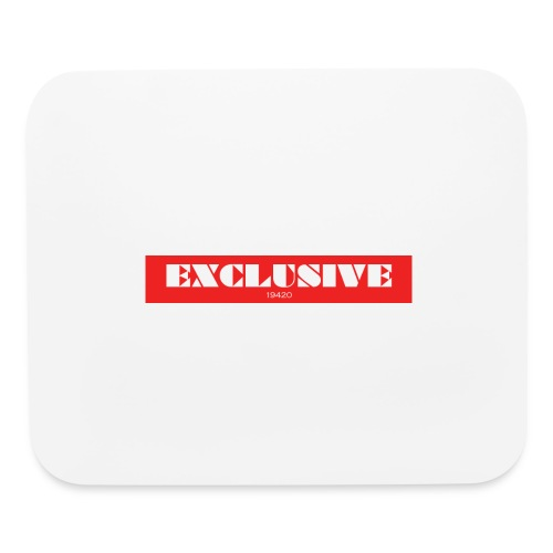 exclusive - Mouse pad Horizontal